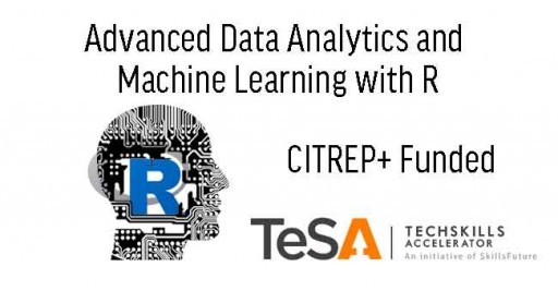 Advanced Data Analytics and Machine Learning with R (CITREP+ Funded)