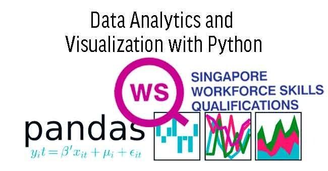 WSQ – Data Analytics and Visualization with Python